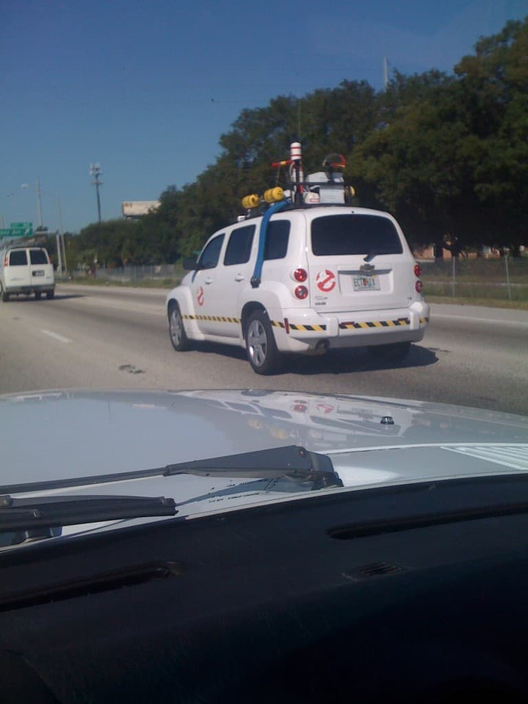 Modern Ghostbusters Mobile