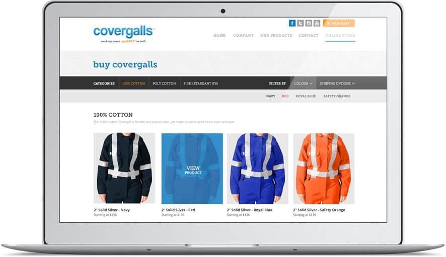 covergallsworkwear.com