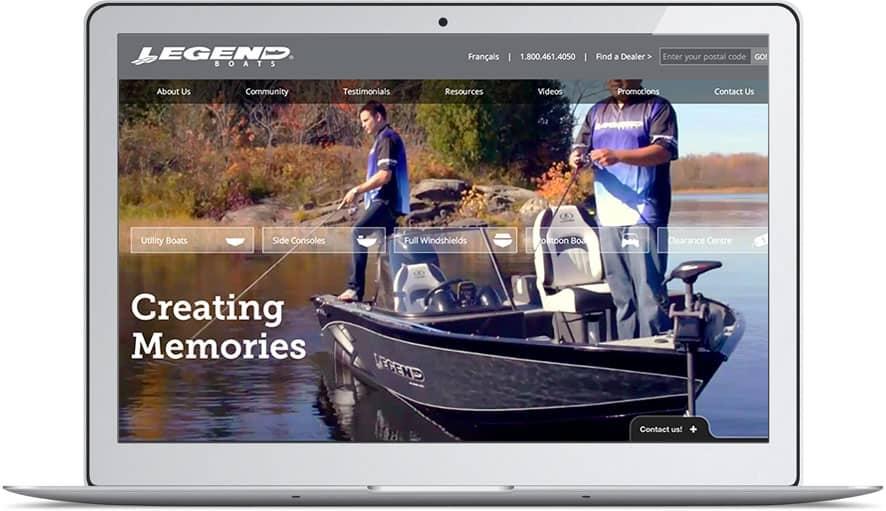 legendboats.com