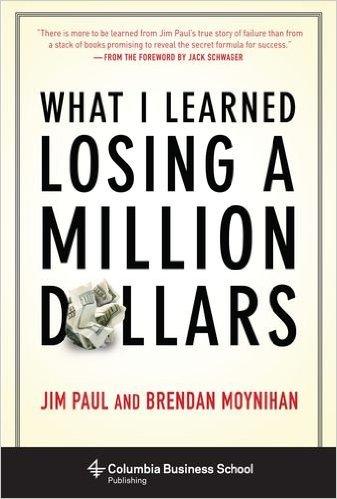 What I Learned Losing a Million Dollars by Brendan Moynihan