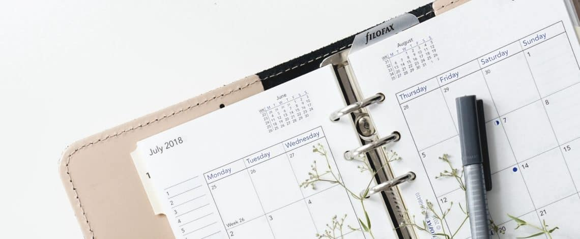 Yearly Planning Journal