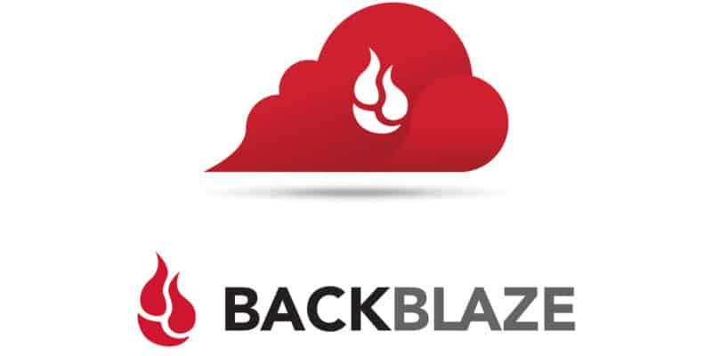 Backblaze Logo